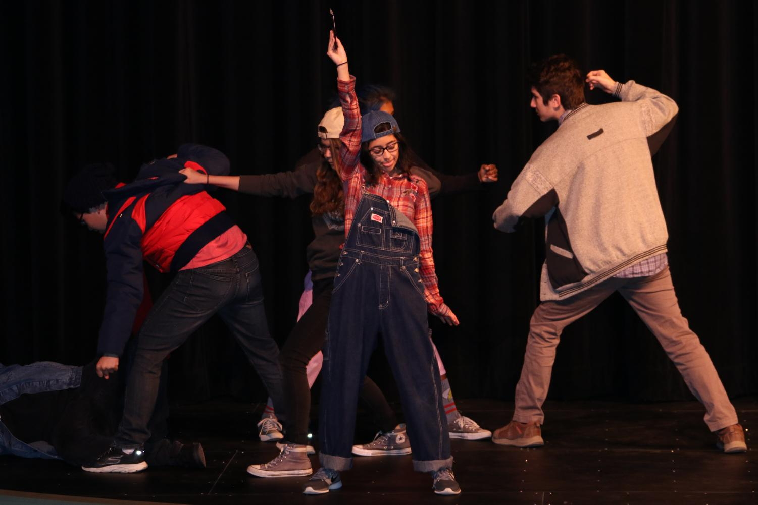 Center Stage Presents The Best Christmas Pageant Ever