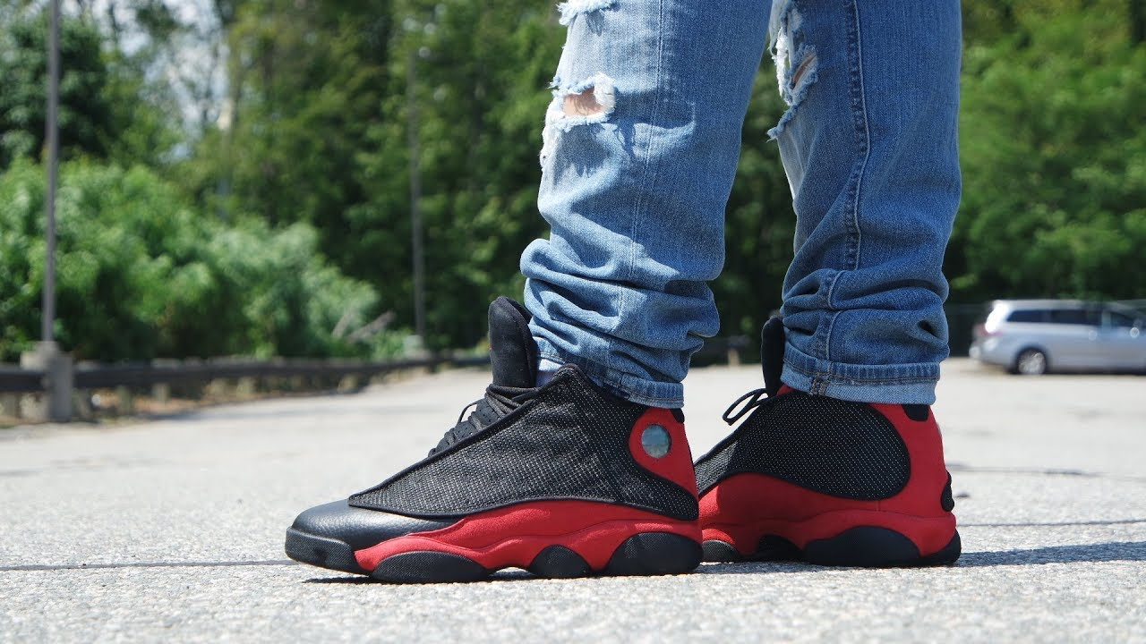 Air Jordan 13s Breds Review