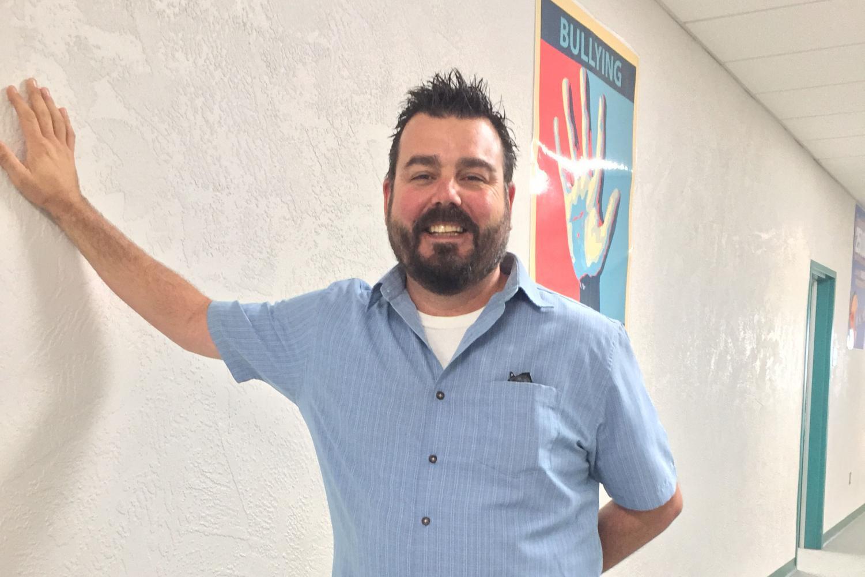 Mr. Marino's Teacher Spotlight