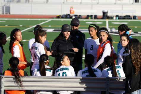 JV Girl Soccer Team Snatched by the Eagles