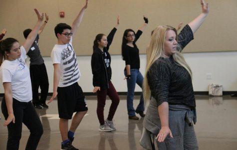 The Dancers have Arrived for Footloose!
