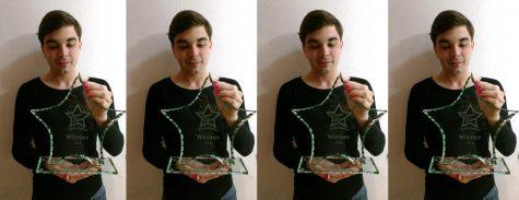 Geiger Wins Teen Star