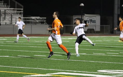 Rigo Maldonado Gets Top Scorer For Varsity Soccer