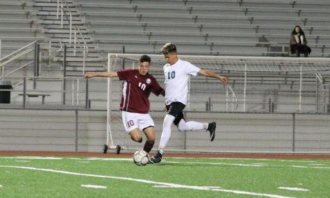 Josue Chavez All-League Pack-8 Boys Varsity Soccer