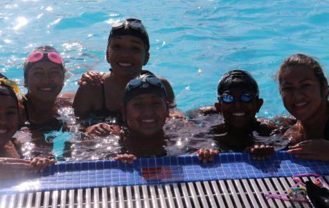 PV's Swim Vs. Righetti