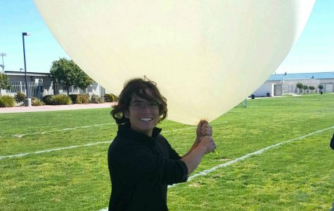Balloon Launch at PV