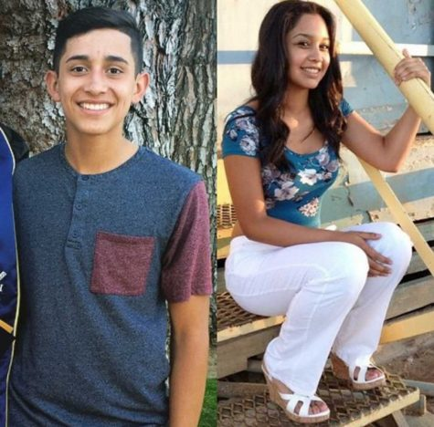 The 2018 Milinda Parra & Justin Walker Memorial Scholarship Winners