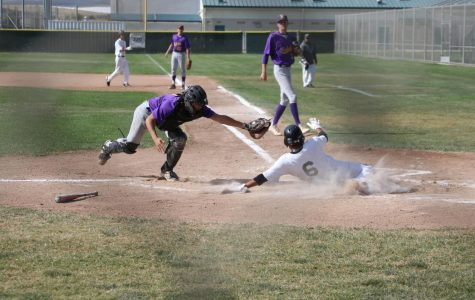 Varsity Baseball VS Righetti