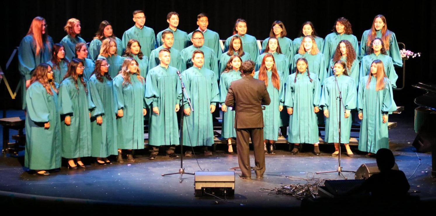 PVHS Concert and Jazz Choir Performance