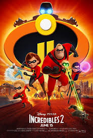 The Incredibles 2 coming out soon?!