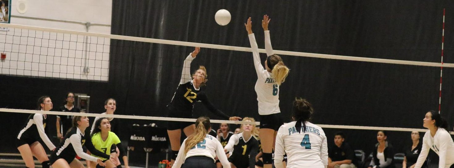 Panthers Sweep Cabrillo 3-0