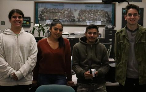 PVHS Daily Bulletin Crew for 2018-2019!