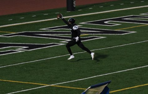 Varsity Football Smashes Cabrillo 43-0