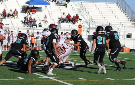 Jv Football vs. Paso