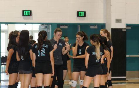 PV Frosh Host St. Joseph High School