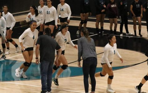 Panther Volleyball Falls Short to MB Pirates