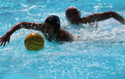 Boys JV Water Polo Took On The Saints