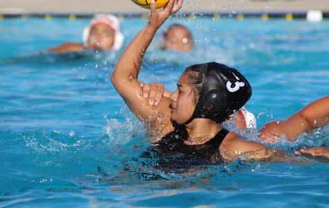 Varsity Girls Waterpolo vs. SM Saints