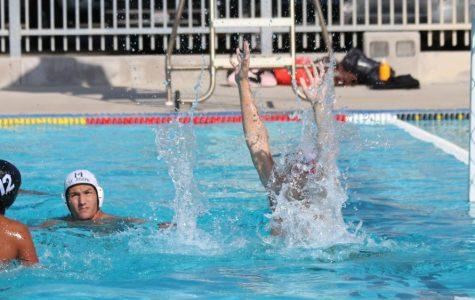 Varsity Water Polo vs St. Joes