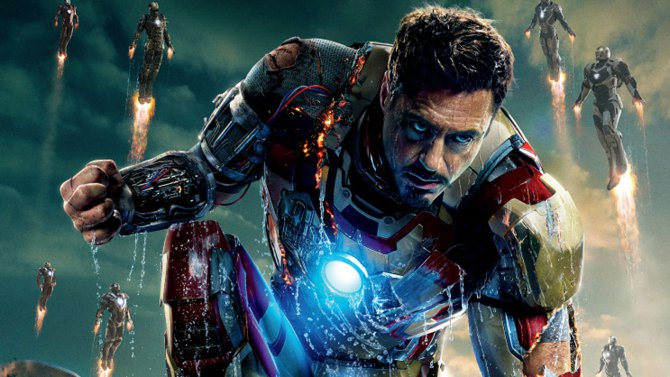 Iron Man wins Poll!!!