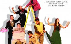 The Making of a Play that Goes Wrong