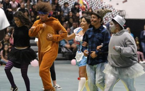 PVHS HOCO SKITS video