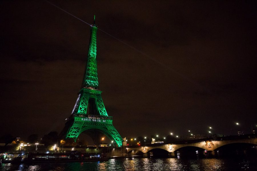 Paris or Hawaii?