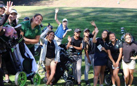PV Girls Varsity Golf Hosts Ocean League Mini Tourney!