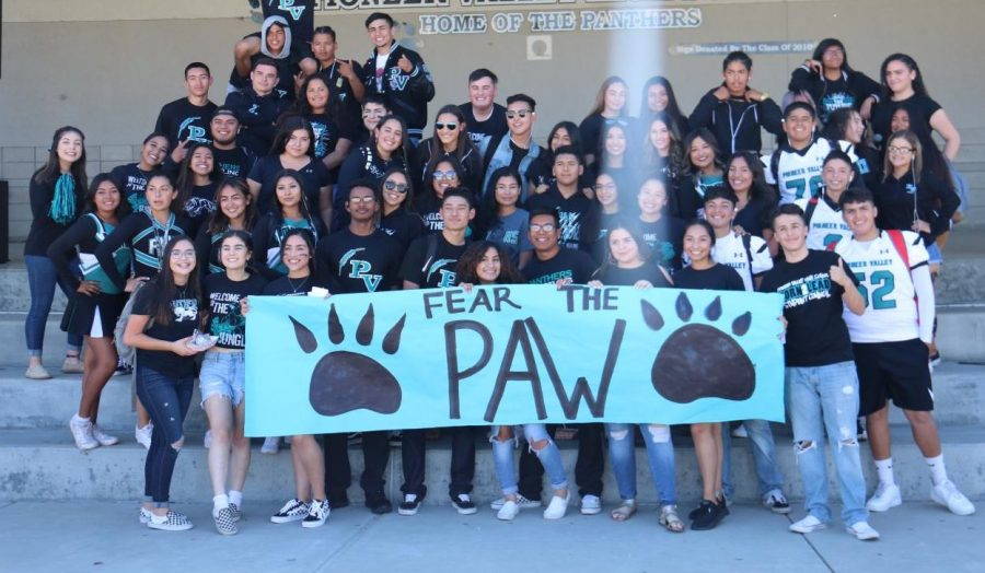 Panther Pride Day!