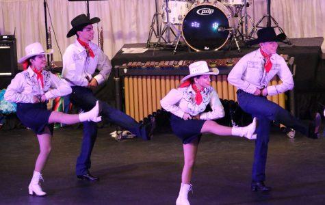 Ballet Folklorico Performance