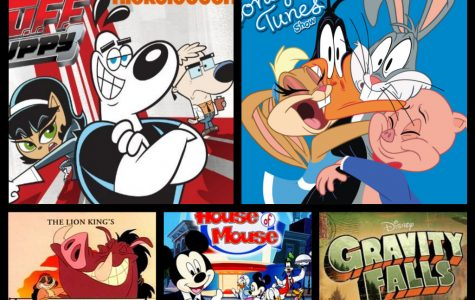 What was your Favorite Cartoon/Tv Show as a Kid?