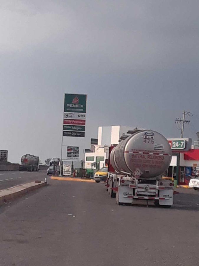 Mexico Gas Problems