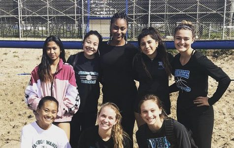 Girls Beach Volleyball Club