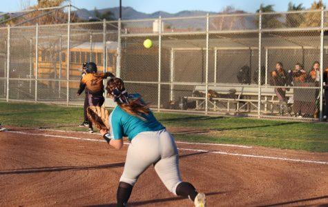 Varisty Softball Scrimmage!