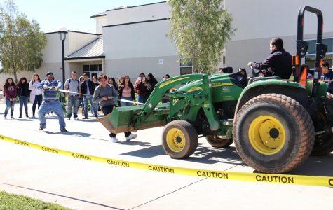 FFA Tractor Pull