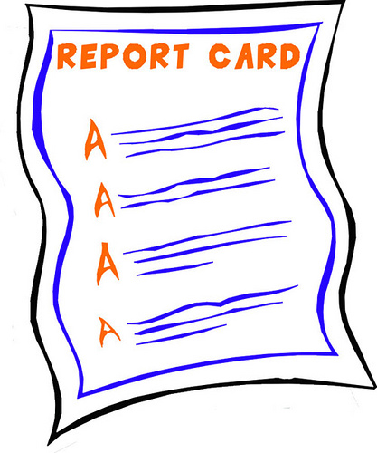 How do you feel about your Pogress Report grades?