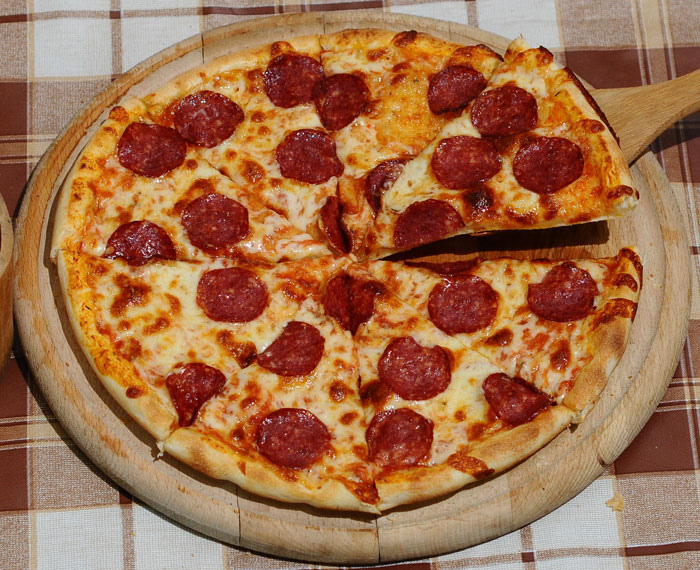 What do you like on your pizza?