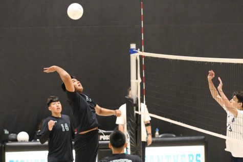 Boys' Jv Volleyball Takes Another Win
