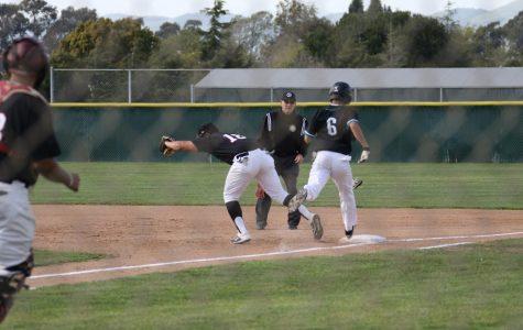Varsity Baseball Vs. Nipomo!