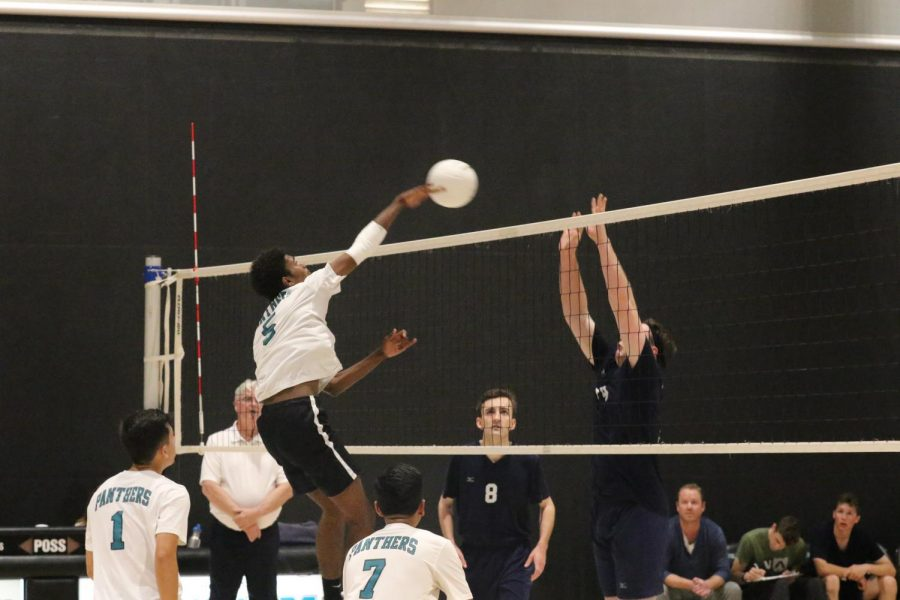 Varsity Volleyball Boys Play against Mission Prep!!!