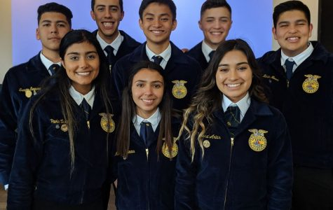 FFA South Coast Regional Officers One Step Closer
