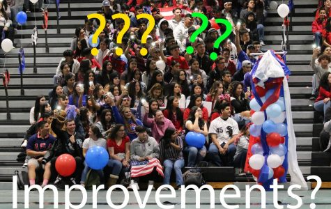 All School Rally Improvments?