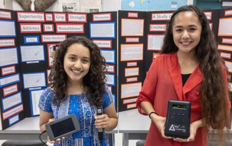 Panthers Dominate Science Fair
