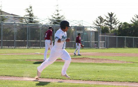 JV Baseball Beats Nipomo!