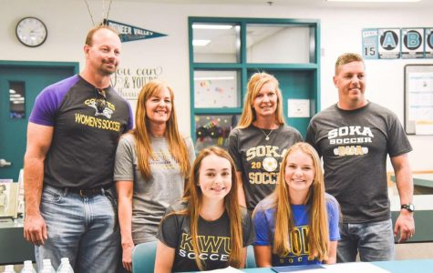 PVHS Panthers become a KWU Coyote and a SUA Lion