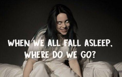 When we fall asleep where do we all go?