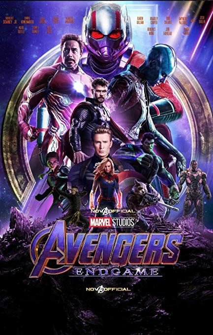 Avengers+End+Game+Review+%28SPOILERS%29