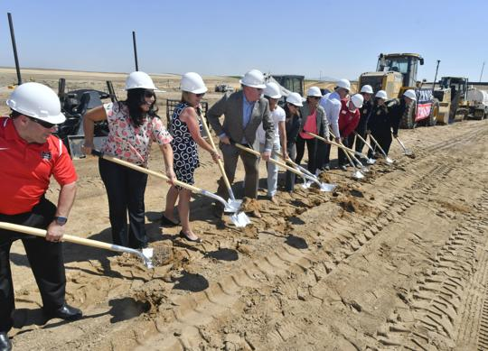 The New CTE Center Brings New Opportunities to FFA