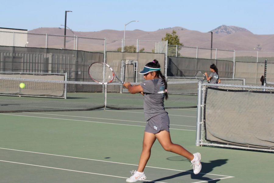 Varsity Tennis: PV vs Mission Prep