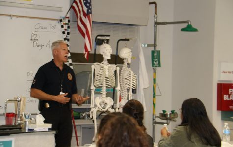 FBI Agent Comes To PVHS
